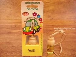 Ambientador de coche de JAZMÍN - 7 ml.