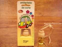 Ambientador de coche de MANGO - 7 ml.