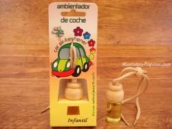 Ambientador de coche INFANTIL - 7 ml.