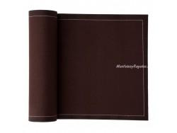 Servilletas Mydrap color marrón chocolate