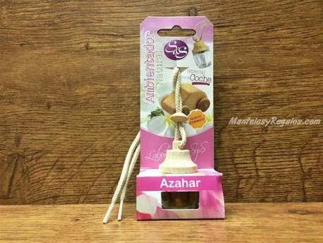 Ambientador de coche de AZAHAR - 7 ml.
