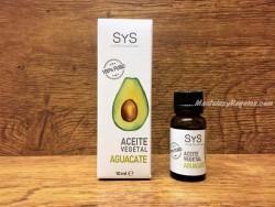 Aceite esencial 100% puro de AGUACATE - 10 ml.