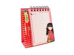 Taco de notas con bolígrafo - EVERY SUMMER HAS A STORY