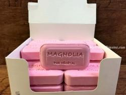 Jabón vegetal de MAGNOLIA - 100 gr.