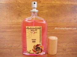 Spray Ambientador de ROSAS - 100 ml.