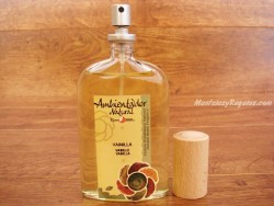 Spray Ambientador de VAINILLA - 100 ml.