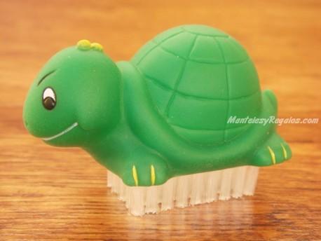 Limpia uñas - Modelo TORTUGA - Verde