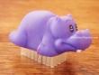 Limpia uñas - Modelo HIPOPÓTAMO - Violeta