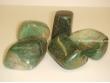 Piedras pulidas Cuarzo Verde
