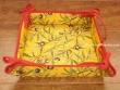 Panera de Mesa de Algodón - Modelo CLOS DES OLIVIERS - Amarillo