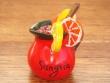 Imán nevera - Modelo JARRA DE SANGRÍA (color rojo)