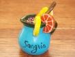 Imán nevera - Modelo JARRA DE SANGRÍA (color azul)