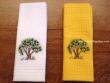 Trapo de Cocina - Modelo ÁRBOL (color blanco o amarillo)