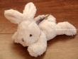 Peluche conejito FÉLIX BABY (color crema)