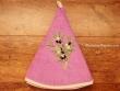 Paño redondo de cocina - Modelo OLIVAS - Violeta