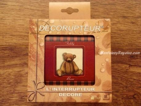 Interruptor eléctrico - Modelo TEDDY BEAR