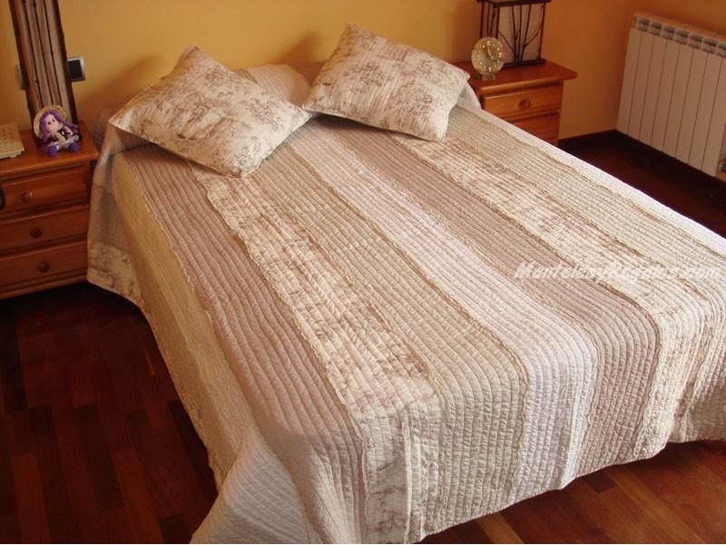 Colcha de cama bouti modelo q022 Colchas de cama de diseno