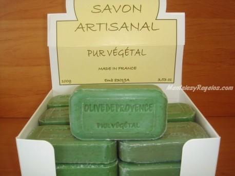 Jabón Vegetal Puro de Oliva