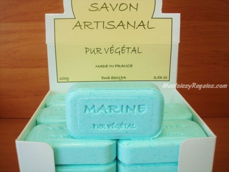 Jabón Puro Vegetal de Marino
