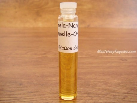 Esencia de CANELA Y NARANJA - 7 ml.