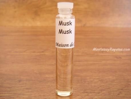 Esencia de MUSK - 7 ml.