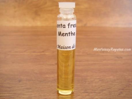 Esencia de MENTA FRESCA - 7 ml.