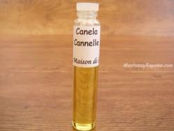Esencia de CANELA - 7 ml.