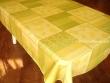 Mantel Antimanchas de Poliéster - Modelo ACACIA - Verde