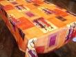 Mantel Antimanchas de Poliéster - Modelo ÁFRICA - Naranja