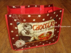 Bolsa Cabás - Modelo Chocolat Poudre & Malt