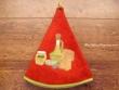 Paño redondo de cocina - Modelo ACEITERA - Azafrán