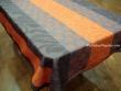 Mantel Antimanchas de Poliéster - Modelo ROSACE - Naranja
