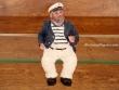 Capitán Sentado con Pipa (tamaño de 16 cm.)