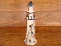 Faro de Madera Atlantida - 36 cm.