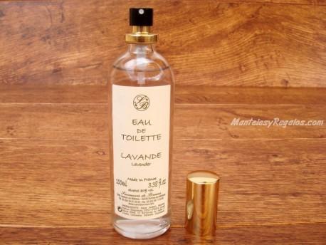 Eau de Toilette de LAVANDA - 100 ml.