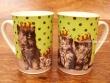 Taza de cerámica decorada - Modelo LES PETITS PRINCES