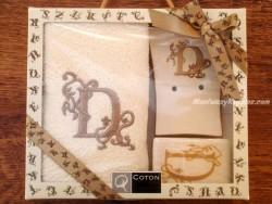 Caja de Regalo letra D