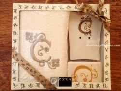 Caja de Regalo letra C