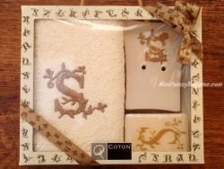 Caja de Regalo letra S