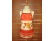 Delantal Antimanchas - Modelo Girasol Abeja - Naranja