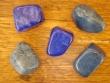 Piedras pulidas de Lapislázuli