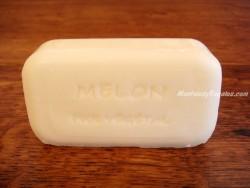 Jabón Vegetal Puro de MELÓN - 100 gr.