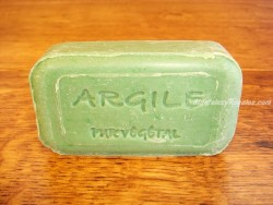 Jabón Vegetal Puro de ARCILLA - 100 gr.
