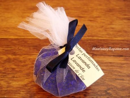 Saquito perfumado de LAVANDA - 35 gr.