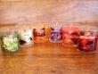 Velas perfumadas en vaso de cristal (7 perfumes para elegir)