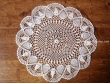 Tapete bordado redondo - 47 cm. diámetro