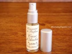 Spray Vaporizador de CORAZÓN DE ÁMBAR - 5 ml.