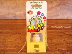 Ambientador de coche de LIMÓN - 7 ml.
