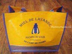 Bolsa Cabás - Modelo MIEL DE LAVANDE