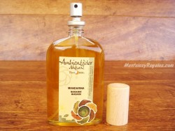 Spray Ambientador de MANDARINA - 100 ml.